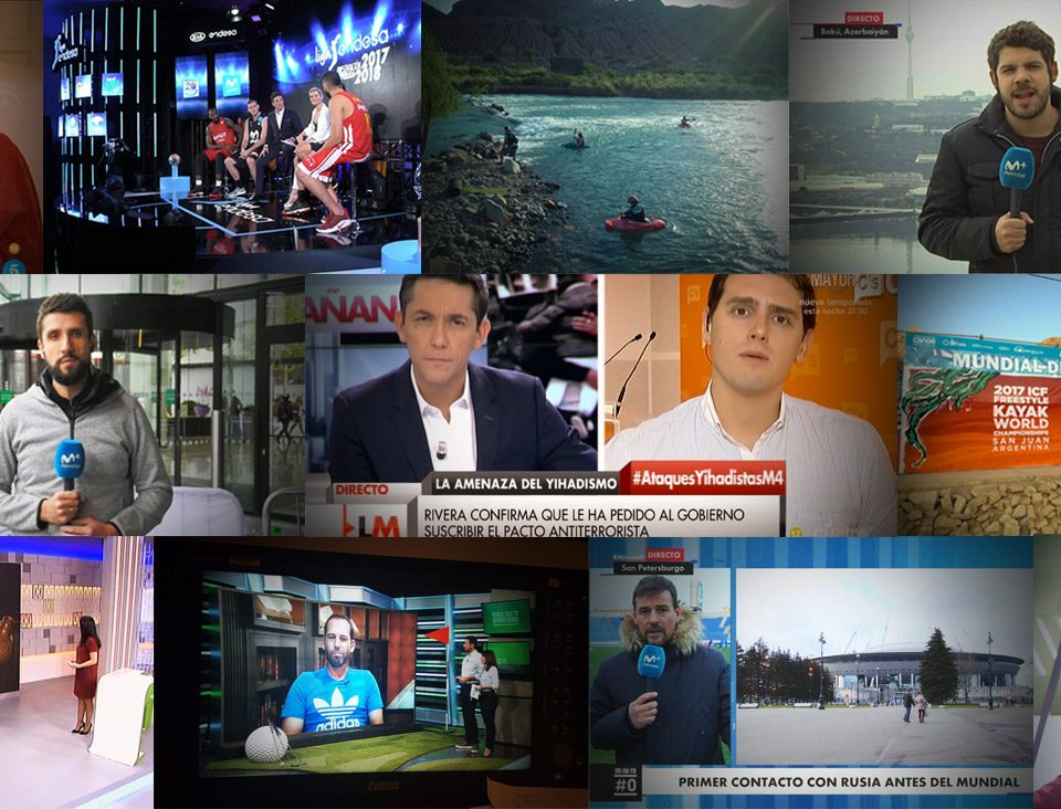 Servicio broadcast