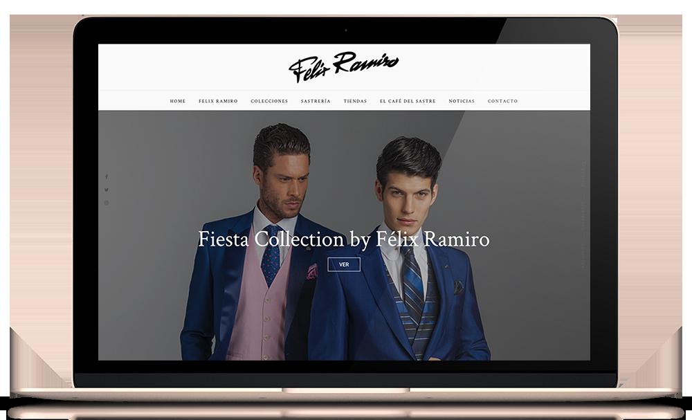 Desarrollo web, Felix Ramiro